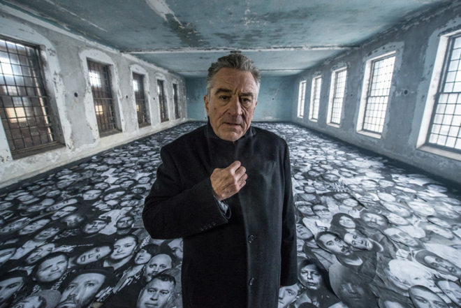 Listen to Nils Frahm and Woodkid's Robert De Niro collaboration