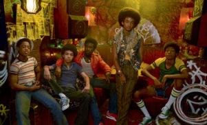 Nas soundtracks trailer for Baz Luhrmann's hip-hop drama The Get Down