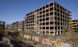 Tresor founder now looking to Packard Plant for his Detroit techno club