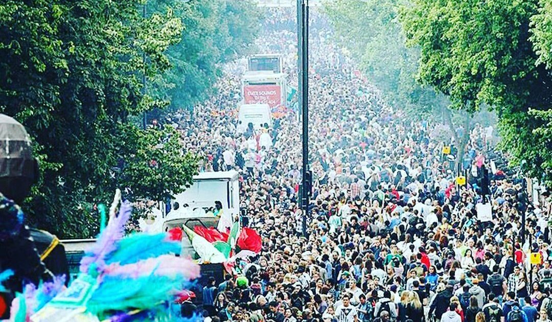 Notting Hill Carnival Arrests Hit Record High Amid