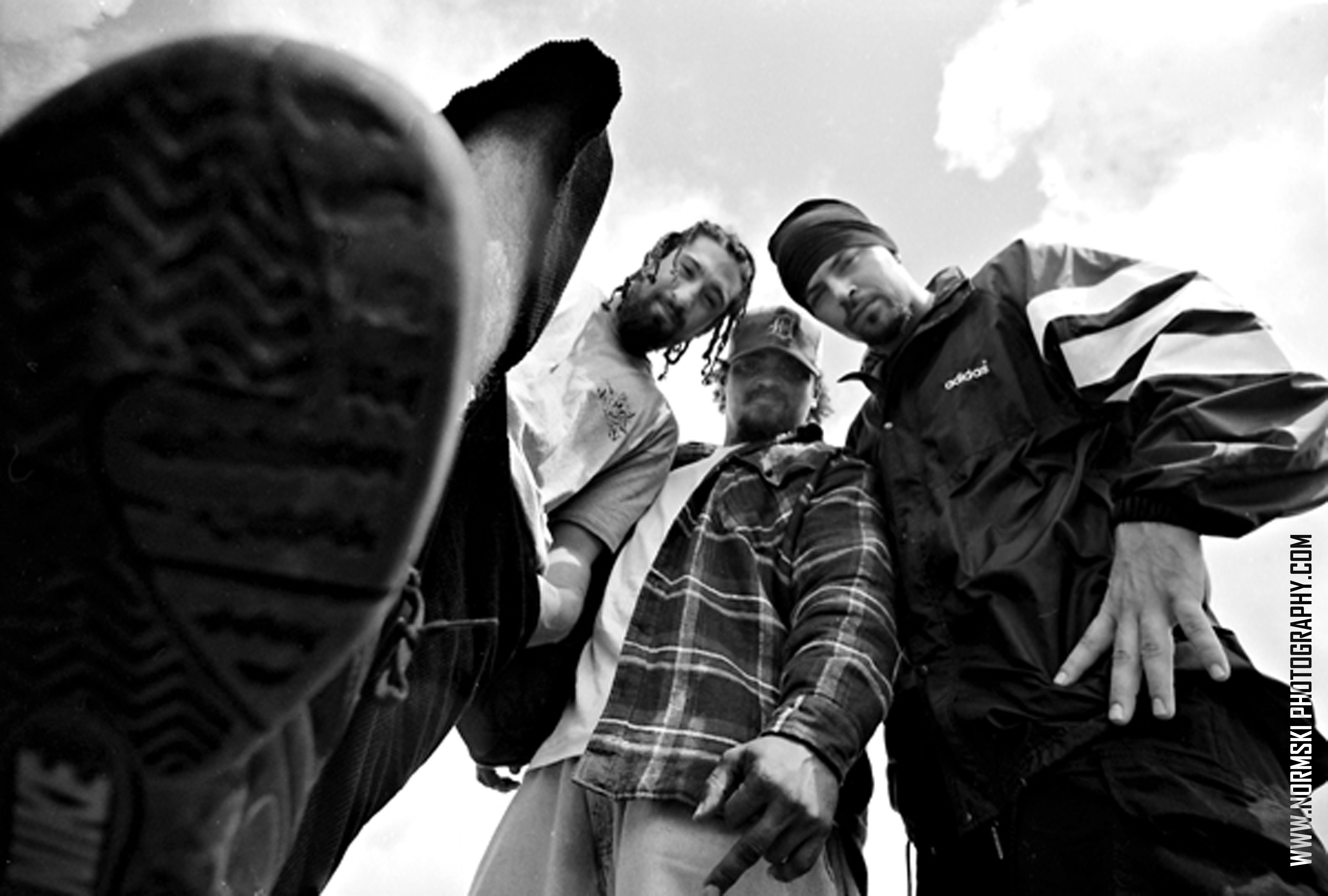Cypress Hill - Normski