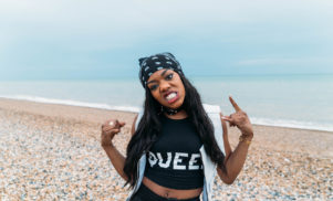 Lady Leshurr wants to freestyle over your beats – FACT competition
