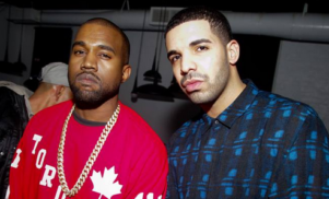 Billboard goes up in L.A hinting at new Drake and Kanye West collaboration