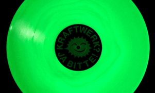 Kraftwerk covers released on limited edition glow-in-the-dark vinyl