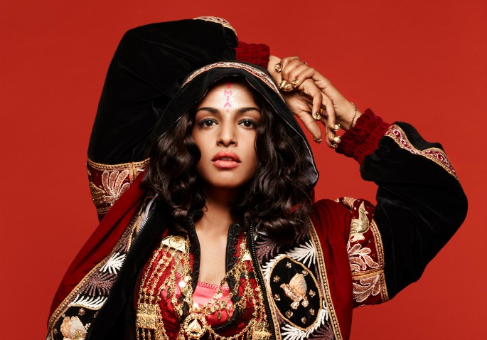 M.I.A. drops 'Bird Song' produced by Blaqstarr