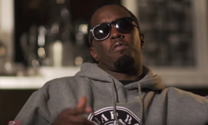 Puff Daddy appears on WWE Raw, talks new video game soundtrack
