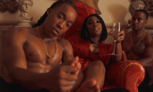 YG, Drake and Kamaiyah binge on luxury in 'Why You Always Hatin'?' video