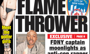 "New York Post under fire for ""disgusting"" front page attack on Brooklyn rapper Ka"