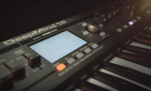 Behringer details wireless-enabled DeepMind 12 polyphonic synth