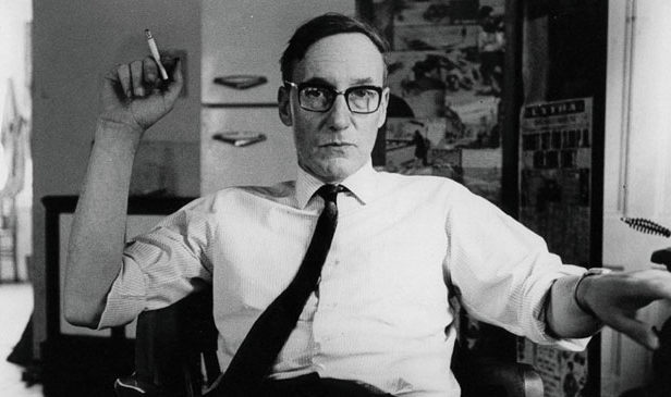 William S. Burroughs' haunting tape cut-ups get first ever vinyl release