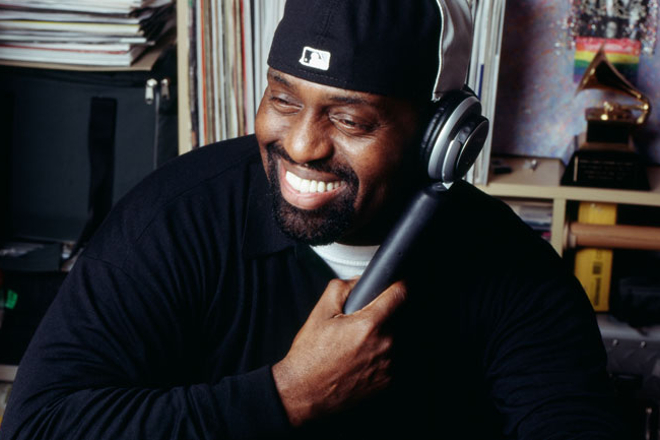 Frankie Knuckles' first remix to be reissued on Dark Entries