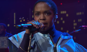 Watch Lauryn Hill's performance on Austin City Limits