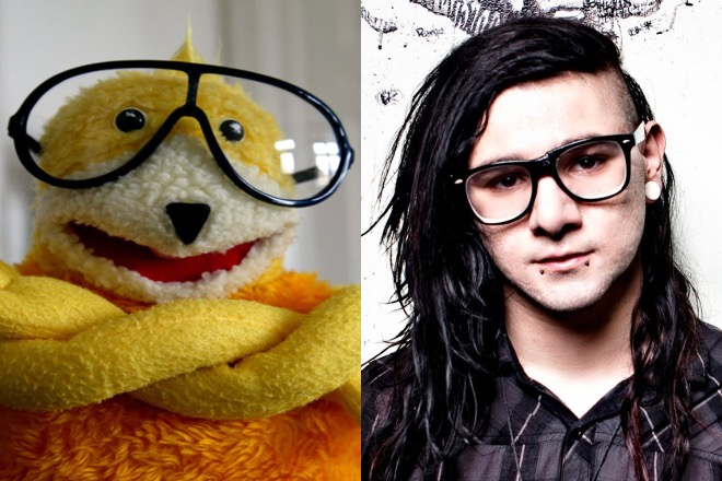 Hear Mr Oizo and Skrillex team up on 'End of the World'