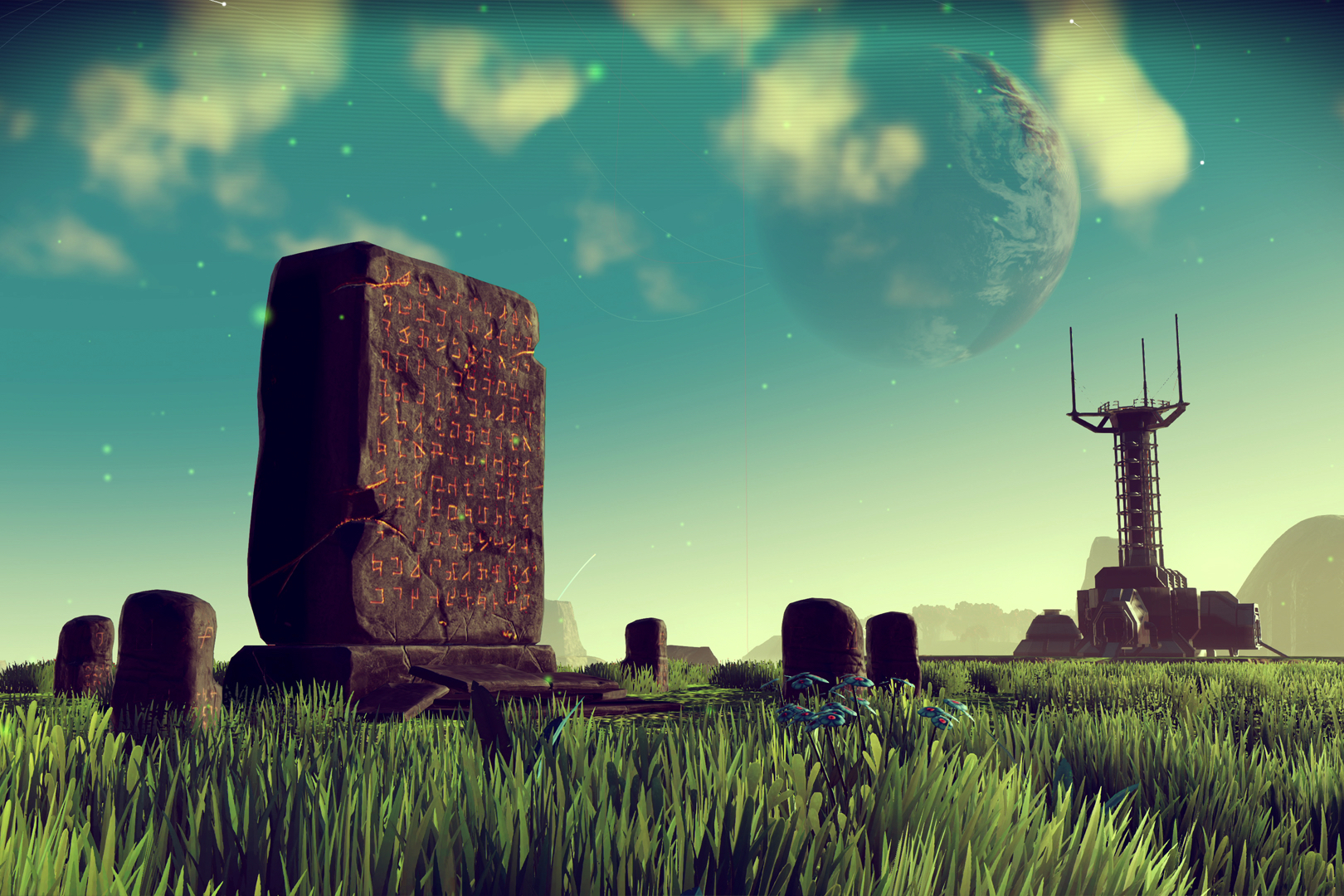 No Man's Sky 65daysofstatic