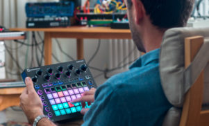 Novation Circuit updated with expanded sample power
