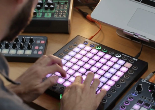 novation 39 s launchpad pro now lets you play music perfectly in key. Black Bedroom Furniture Sets. Home Design Ideas