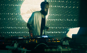 Spatial fuses dub techno abstraction with rave sonics in striking live show