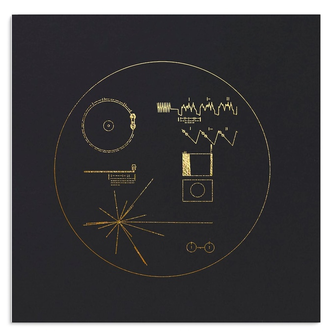 Carl Sagan S Legendary Voyager Golden Record To Get First