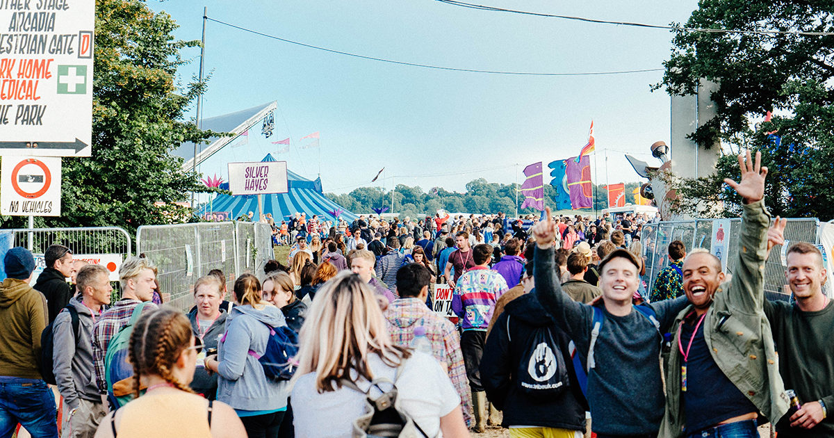 Glastonbury reveals Silver Hayes lineup for 2019 festival