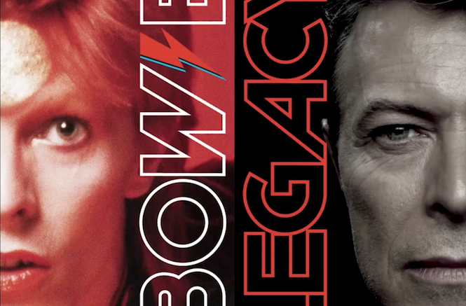David Bowie Singles Collection Bowie Legacy Announced On Vinyl