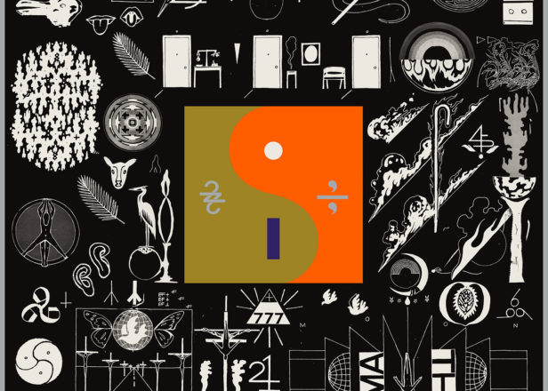Bon Iver unveils vinyl pressing for upcoming album 22, A Million