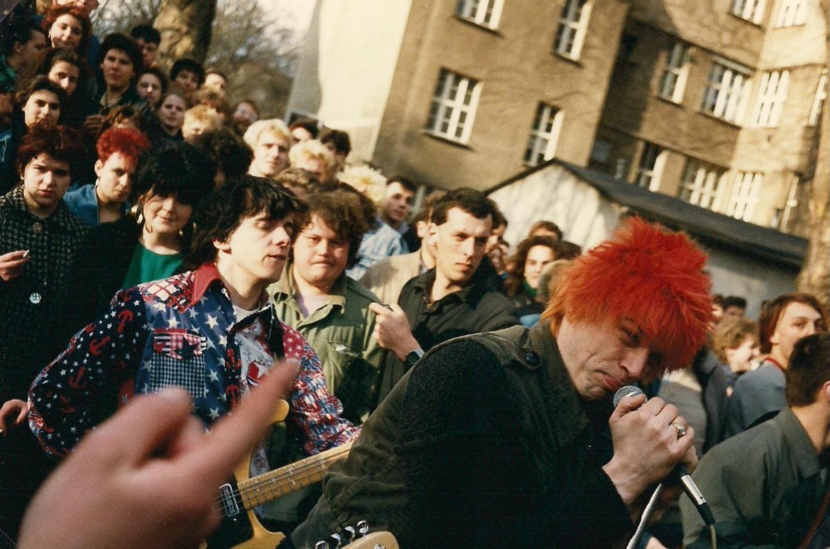 Die Toten Hosen, 1988