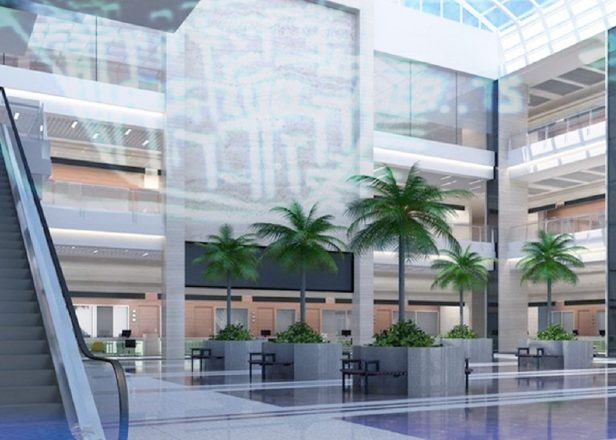 The world's first-ever vaporwave mall is coming to Miami