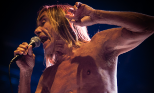 Iggy Pop is a fan of Young Thug and The Black Madonna