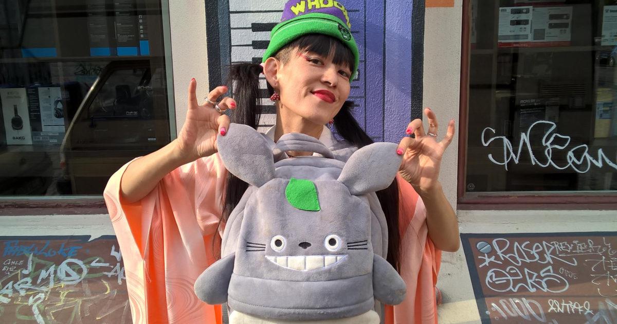Hitomi japan