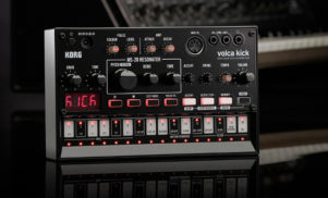 Korg's latest Volca is an analog synth for making punchy kick drums