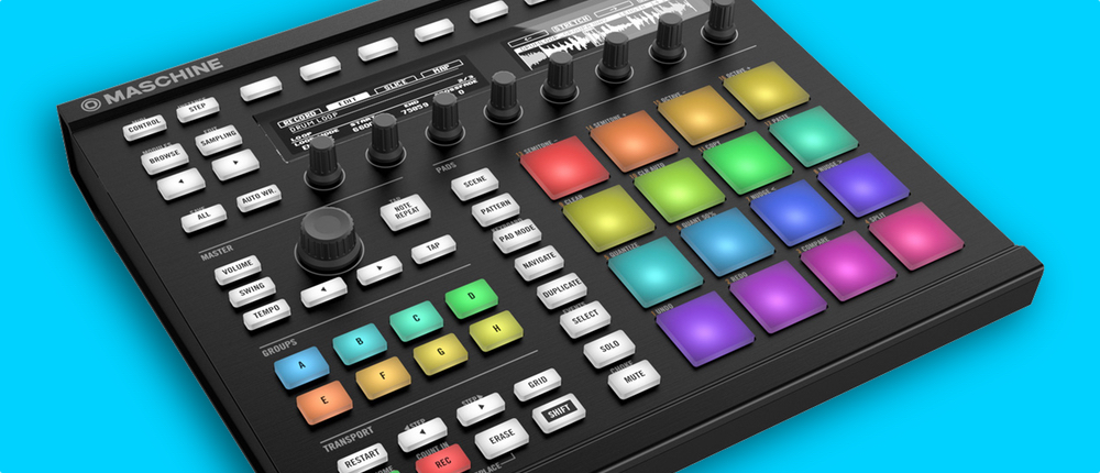 the 5 best drum machines to turn you into a master beat maker fact magazine music news new. Black Bedroom Furniture Sets. Home Design Ideas