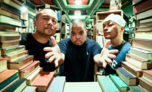 How turntablists Invisibl Skratch Piklz put together their debut album after 20 years