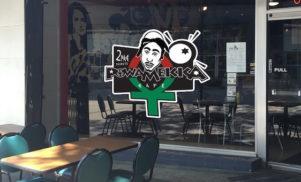Tupac Shakur inspires a pop-up restaurant