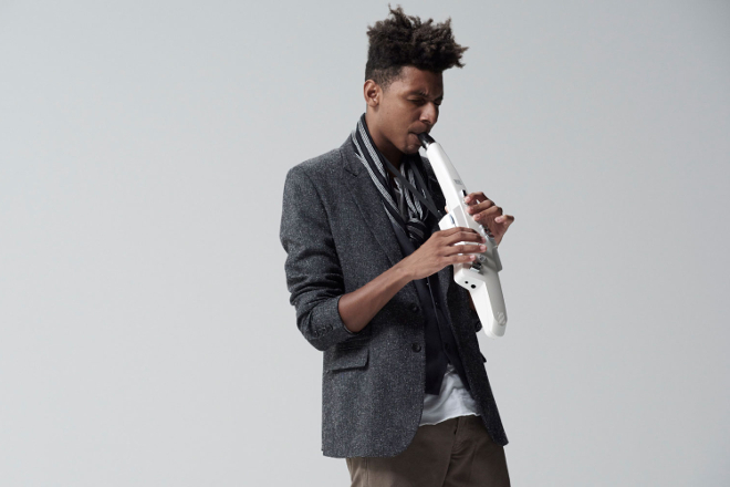 "Roland's latest innovation is a Star Wars-style ""digital wind instrument"""