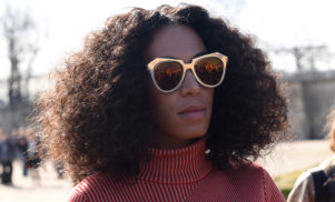 Solange Knowles teases new music, unveils mystery project