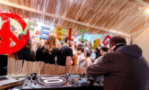 London's Feelings party sends off summer with Balearic godfather Alfredo