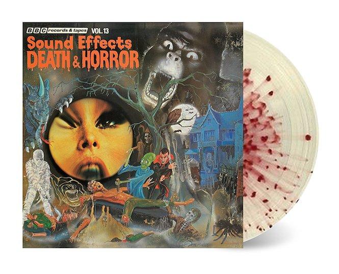 BBC's Sound Effects: Death & Horror reissued on vinyl