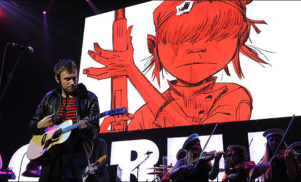 Damon Albarn says the next Gorillaz album could be done in two weeks