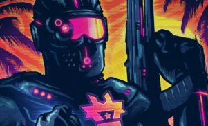 Power Glove announce Trials Of The Blood Dragon vinyl soundtrack release