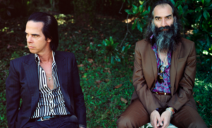 Nick Cave and Warren Ellis score Ron Howard's upcoming series Mars