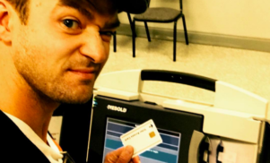 Justin Timberlake may face jail time for taking a selfie in a voting booth