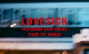 Hear Four Tet's remix of Mura Masa and A$AP Rocky's 'Love$ick'