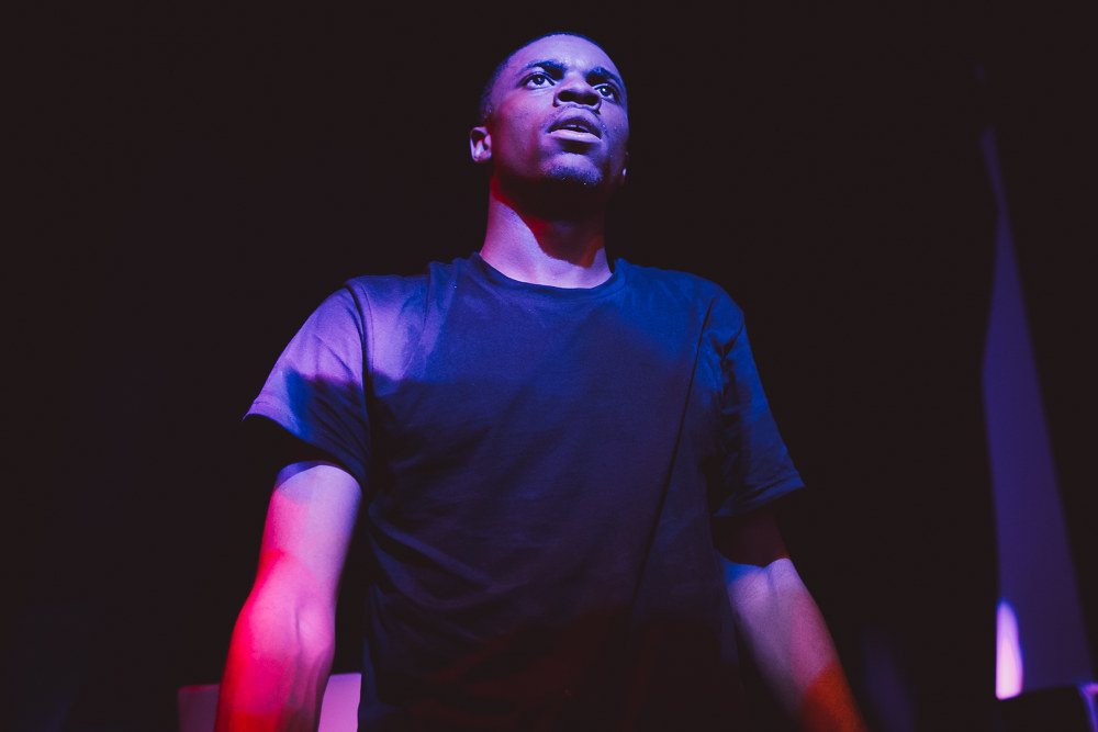 "Vince Staples shuts down ""Norf Norf Rant"" video mockery: ""She has a right to her own opinion"""