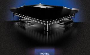 Palmbomen II and Betonkust announce new EP Hotel Breukelen
