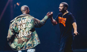 Kanye West credited as a lyricist on Drake's Kid Cudi-Pusha T diss 'Two Birds, One Stone' [updated]