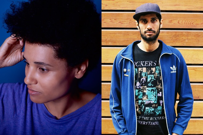rRoxymore and Swing Ting's Samrai join Don't Be Afraid