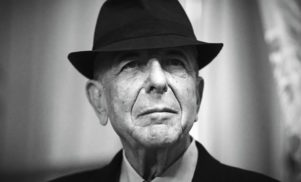Leonard Cohen talks impending retirement (and death) in New Yorker profile