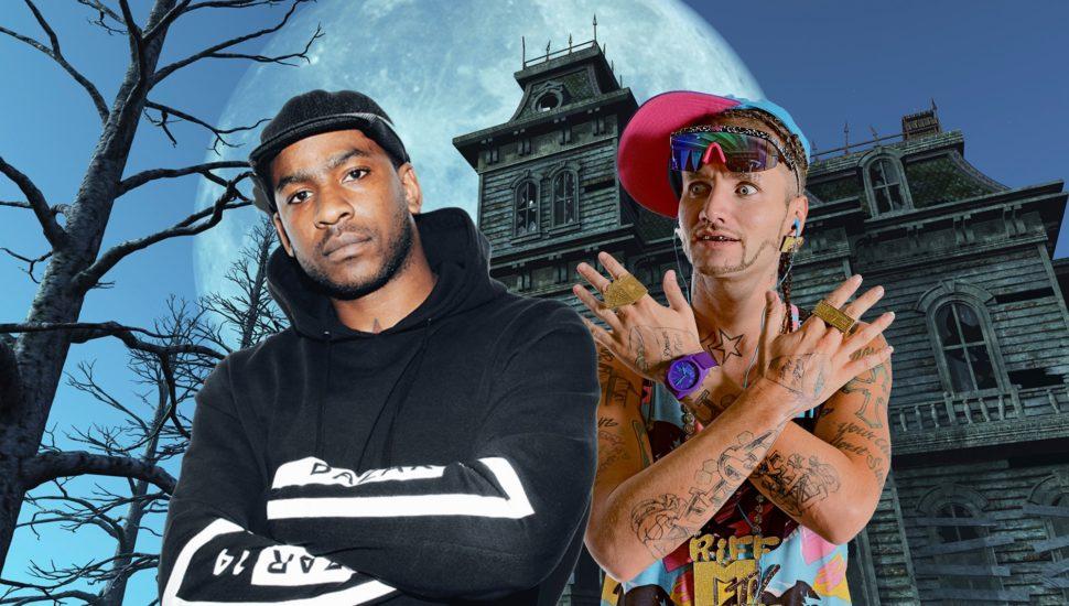 Singles Club: Riff Raff and Skepta drop a Halloween horror and Rich Chigga, um, exists
