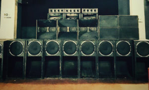 The Bug is launching a party in Berlin with his own giant soundsystem