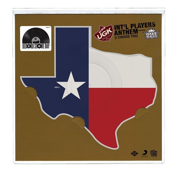 Ugk And Outkast To Release Int L Players Anthem On Texas